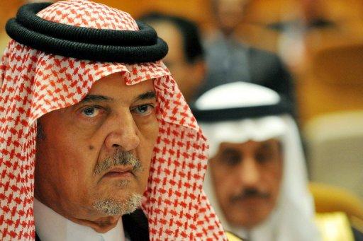 Le prince al-Fayçal, chef de la diplomatie séoudienne : éclate la Ligue pourvu que périsse Bachar, et pas mal de Syriens