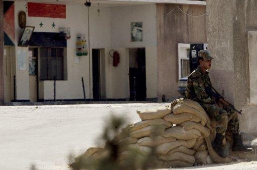 L'Armée syrienne libre a remis à plus tard la prise de Damas, et laissé le terrain à l'armée syrienne tout court