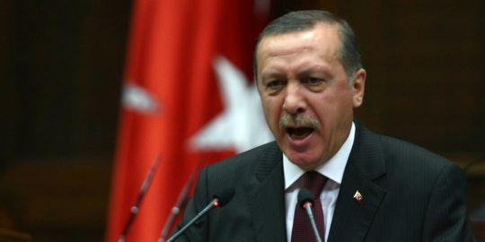 ... faux-nez n°3 (ou 1 bis) : Recep Tayyep Erdogan