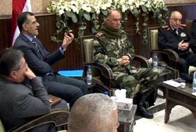 Vers une collaboration accrue syro-libanaise contre le trafic d'armes ?