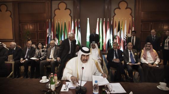 Le Qatar continue de dicter sa loi, et donc celle des Etats-Unis, aux pays arabes. Plus pour longtemps, peut-être.