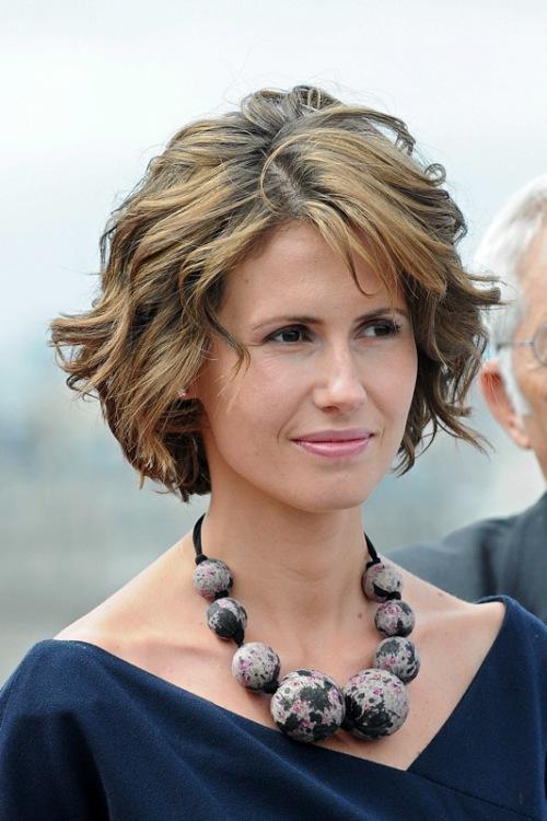 La première dame de Syrie a choisi son pays contre la jet-set