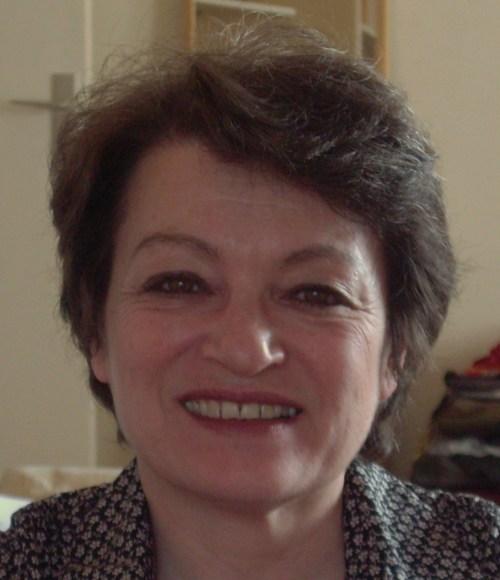Hala Kodmani, en charge de la Syrie à Libération...