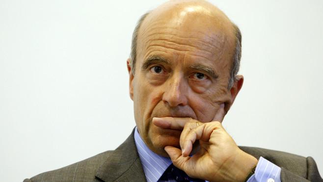 Alain Juppé : si les événements me donnent tort, ils ont tort !
