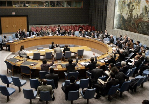 Le Conseil de sécurité, théâtre privilégié de la nouvelle guerre froide
