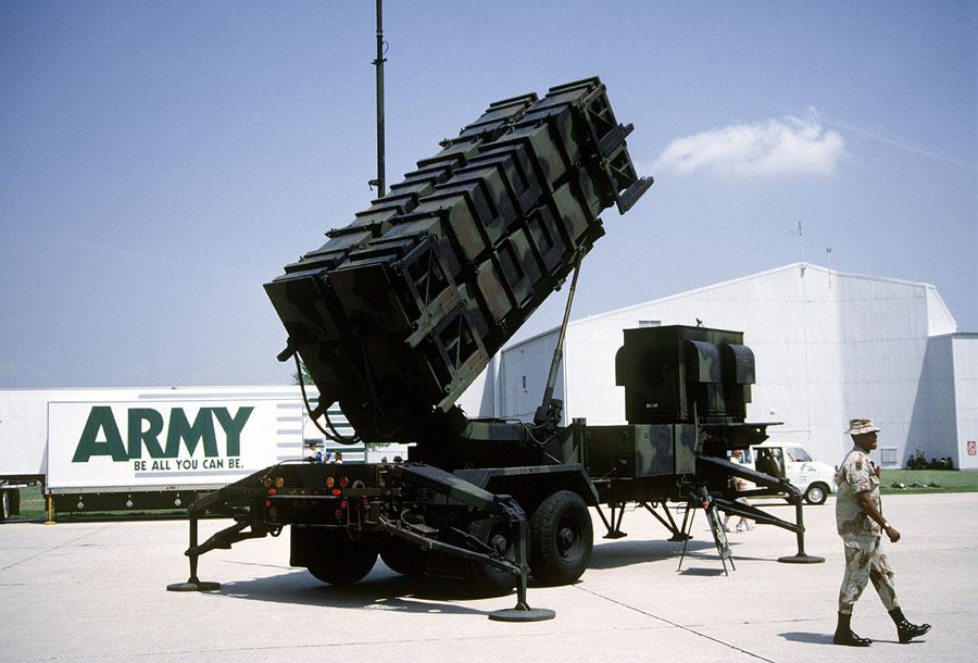 Un système de lancement de Patriot : un produit américain pour défendre Israël par Jordaniens interposés. Qu'en pensent les islamistes locaux ?