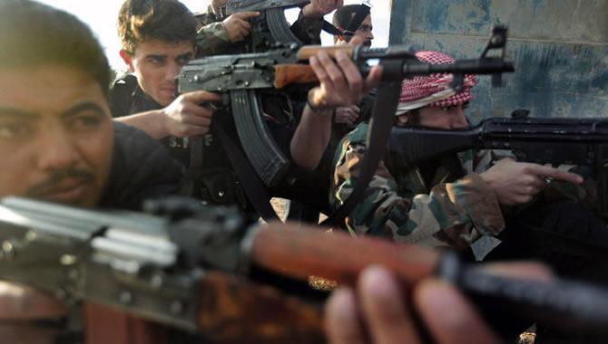 """Armée syrienne libre"" ou ""brigades internationales"" islamistes ?"