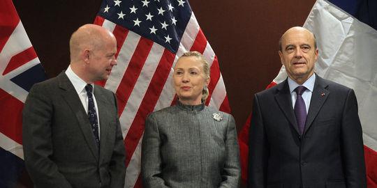 Alain Juppé : pas la peine de jouer les responsables responsables, quand, sur la Libye et la Syrie, on a suivi - ou précédé - les injonctions de Washington et voulu être le meilleur élève de la classe OTAN