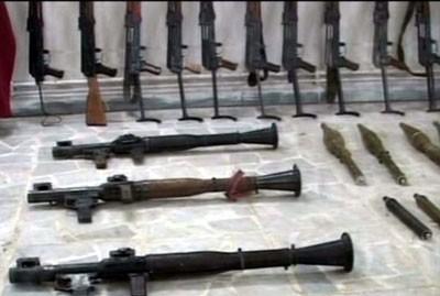 La Syrie est devenu le plus grand arsenal du Proche-Orient