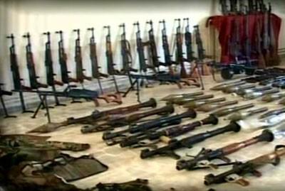 Enième saisie d'armes, cette fois à Hama : et le combat cessa faute de combattants, plus que de matériel