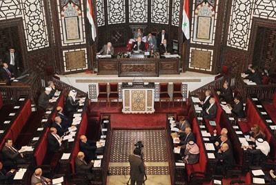 Une séance de l'Assemblée du Peuple : une démarche sans précédents, quelles qu'en soient les raisons