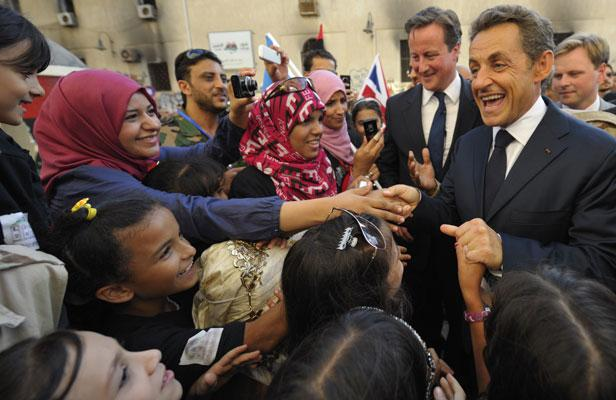 Sans préjuger du résultat de la présidentielle à venir, ce n'est pas sur son intervention en Libye que convaincra Nicolas Sarkozy