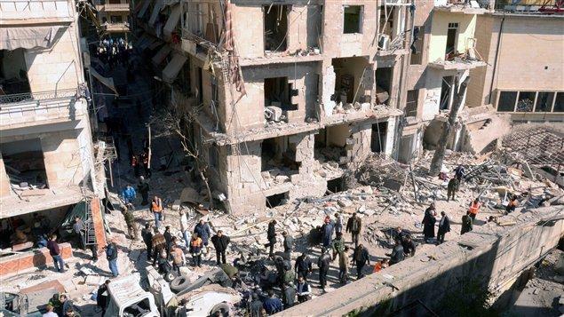"""Alep, le 18 mars : vers une """"al-qaïdisation"""" de l'opposition radicale ?"""