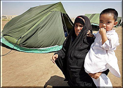 D'autres réfugiés irakiens de Syrie...