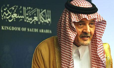 Le chef de la diplomatie séoudienne : s'enfoncer à défaut de s'imposer