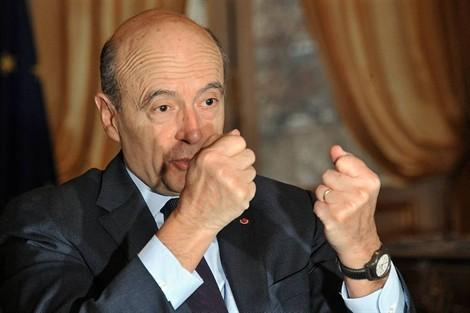 De la réunion d'Alain Juppé et ses amis sanctionneurs...