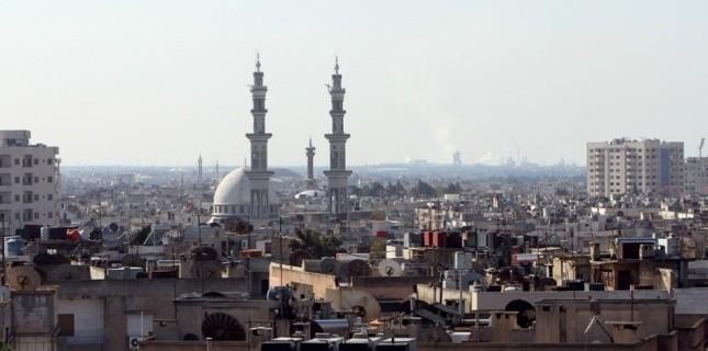 Homs avant le chaos : pour y revenir, la tâche, on s'en doute, est immense, et la route semée d'embûches