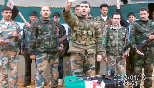 Bahar Kimyongür confirme que l'ASL n'est pas une armée, n'est pas très syrienne, et absolument pas libre...
