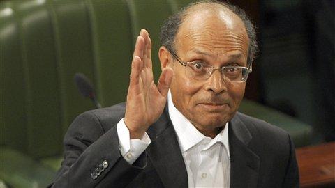 Moncef Marzouki : l'ancien opposant laïc est devenu président-potiche des islamistes tunisiens, et vient même de muer en un voyou géostratégique
