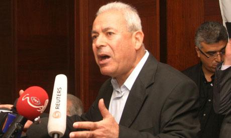 Burhan Ghalioun, (ir)responsable du CNS, veut transformer le premier vendredi de trêve en journée de mobilisation anti-Bachar : autant pour la paix civile et le dialogue