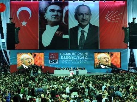"""Le parti-dépositaire de la tradition kémaliste soutient la Syrie laïque contre l'islamisme """"modéré"""" Erdogan/AKP"""