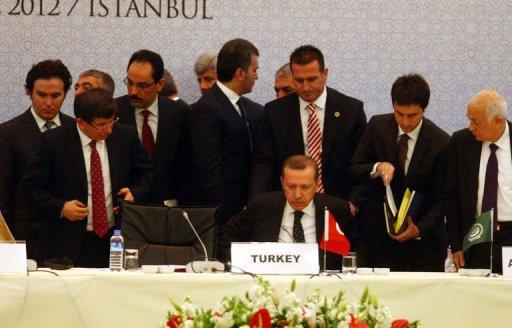 Erdogan, aussi persévérant que Juppé, non seulement dans l'infamie, mais, ce qui est plus grave, dans l'impasse politique