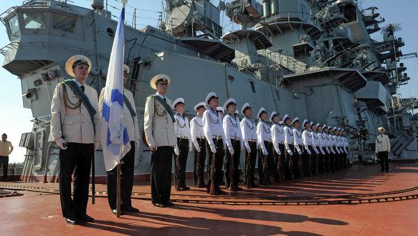 Marins soviétiques de la base de Tartous en Syrie : Moscou ne laissera jamais la Méditerranée devenir un lac américain